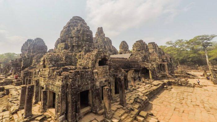 Ангкор Ват – възроденият храмов град в Камбоджа 5
