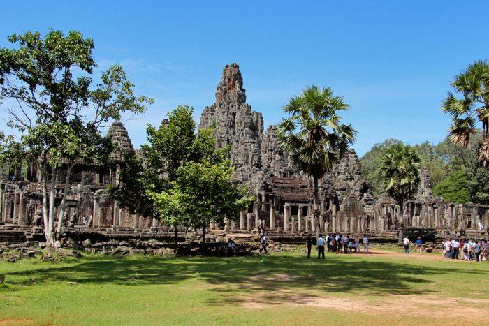 Ангкор Ват - възроденият храмов град в Камбоджа - 3