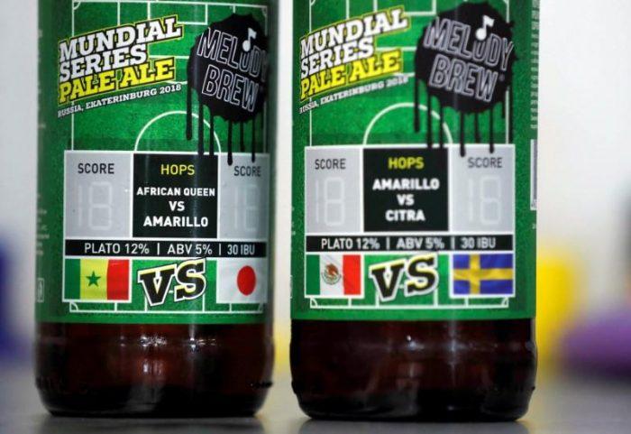 Специална бира за световното по футбол - 3