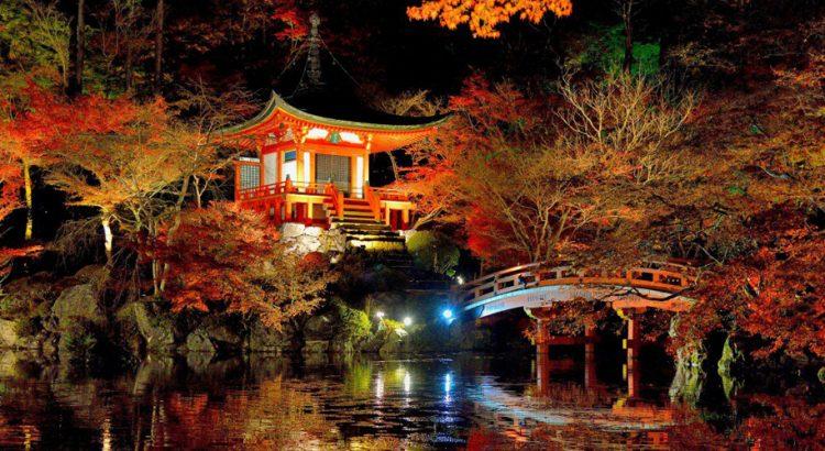 Киото – хилядолетният императорски град