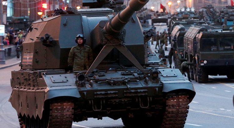 Парадът в Москва – грандиозен и незабравим