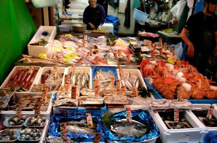 Пазарът за риба и морски дарове  в Токио – скъпото удоволствие 4