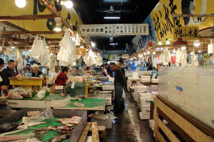 Пазарът за риба и морски дарове  в Токио – скъпото удоволствие 7