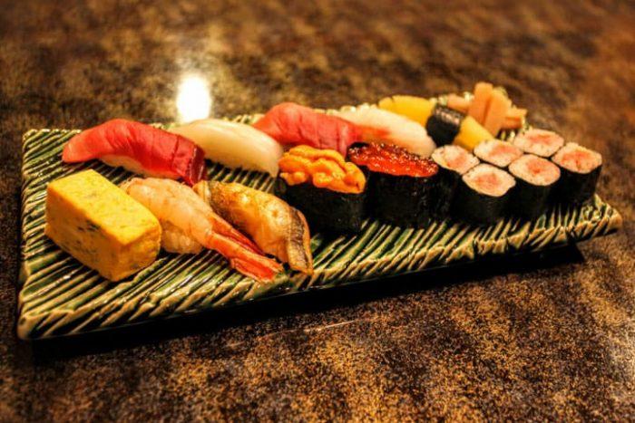 Суши – вкусът от Япония 6
