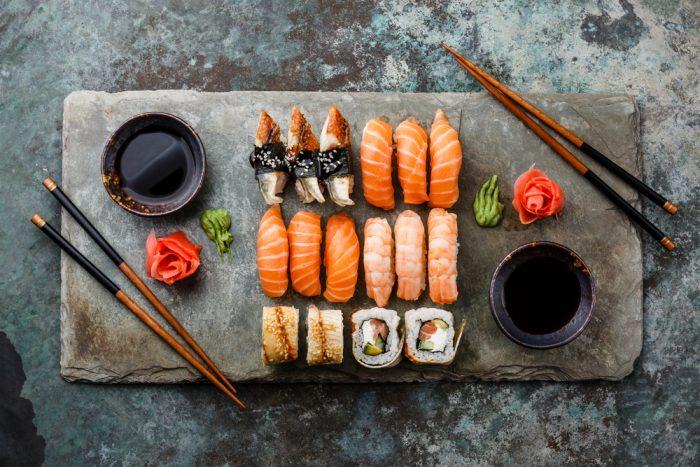 Суши – вкусът от Япония 12