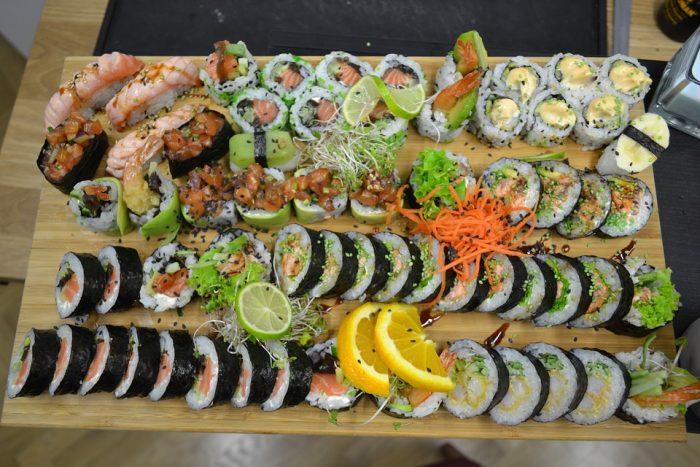 Суши – вкусът от Япония 7