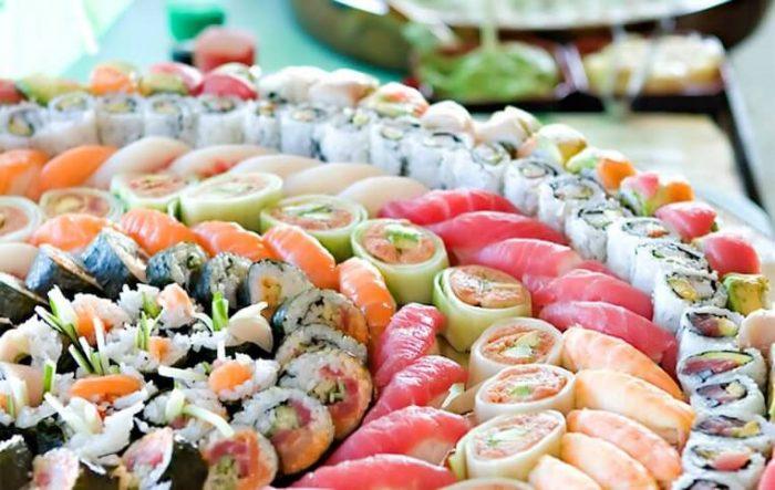 Суши – вкусът от Япония 10