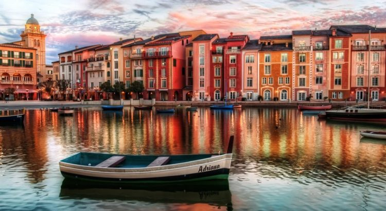 Портофино – пристанището на делфините