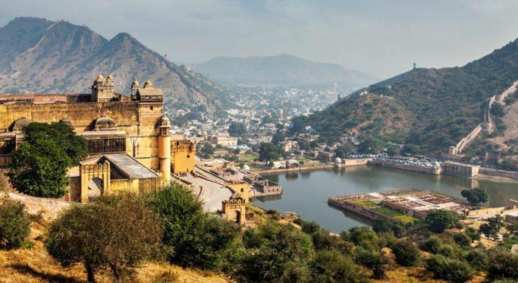 Джайпур – розовият град на Индия