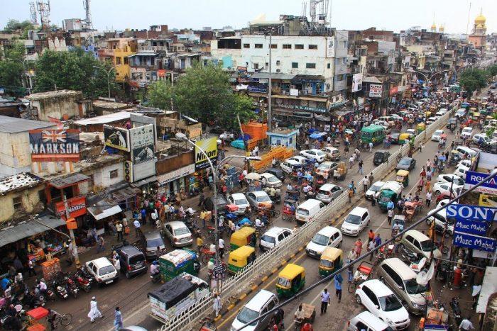 Делхи - градът на контрастите - 2
