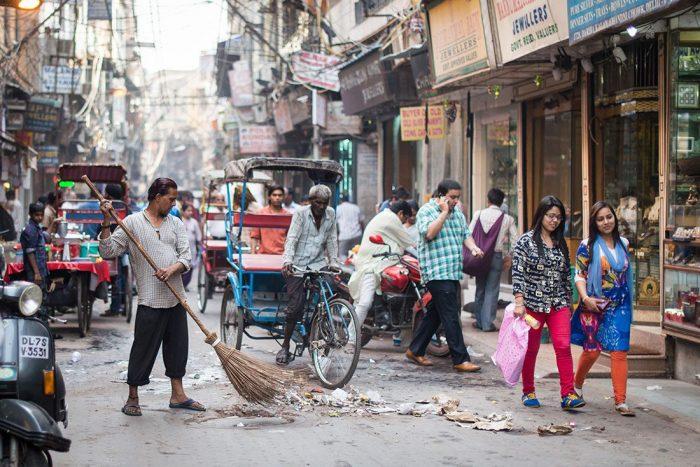 Делхи - градът на контрастите - 5