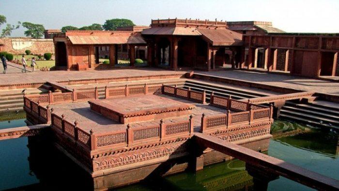 Древният град Фатехпур Сикри - 5