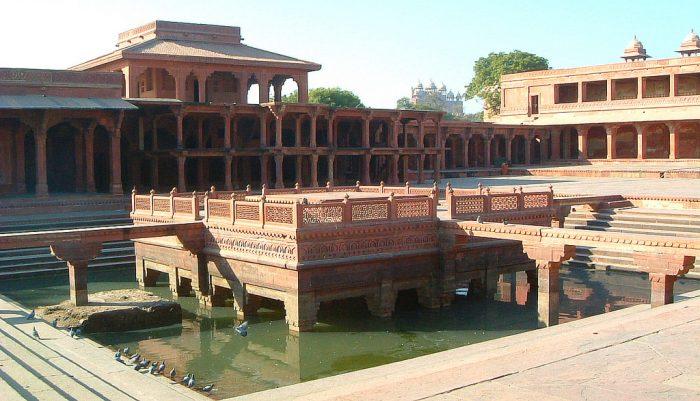 Древният град Фатехпур Сикри - 6