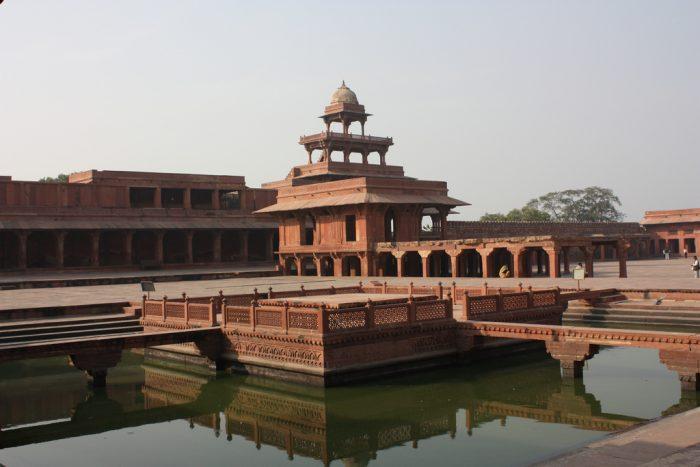 Древният град Фатехпур Сикри - 4