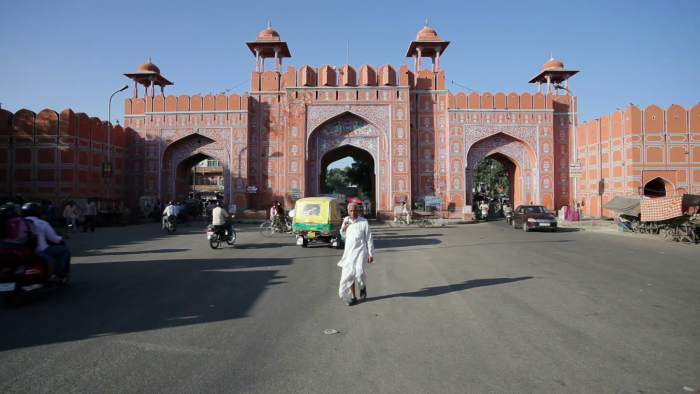 Джайпур - розовият град на Индия - 2