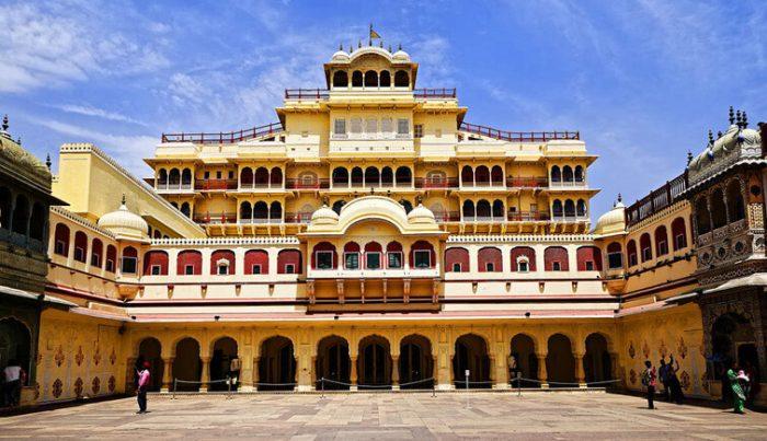 Джайпур - розовият град на Индия - 6