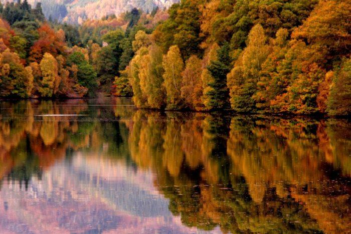Есенните пейзажи - успокояващи и вдъхновяващи - 3