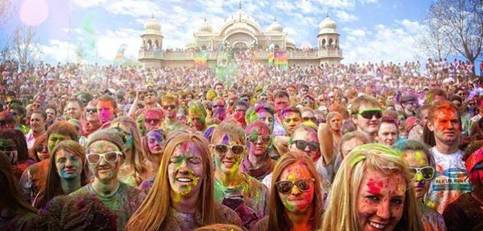 Цветната феерия в Индия - 2