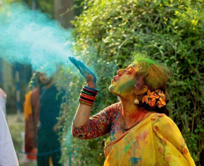 Цветната феерия в Индия - 3