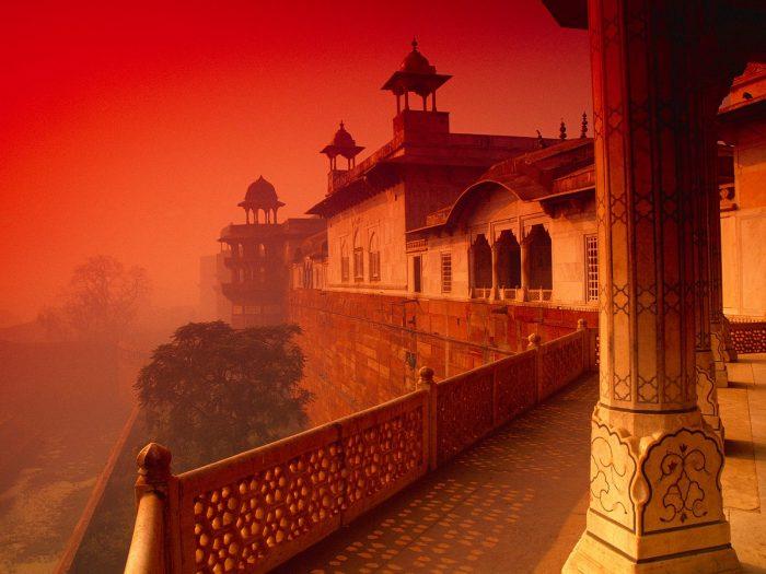 Цветната феерия в Индия - 6
