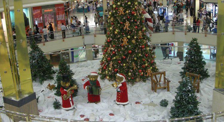 Коледа в Дубай – истинско чудо
