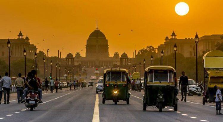 Делхи – градът на контрастите