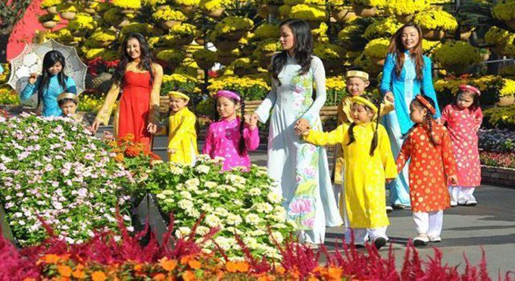 Незабравимата Нова година във Виетнам