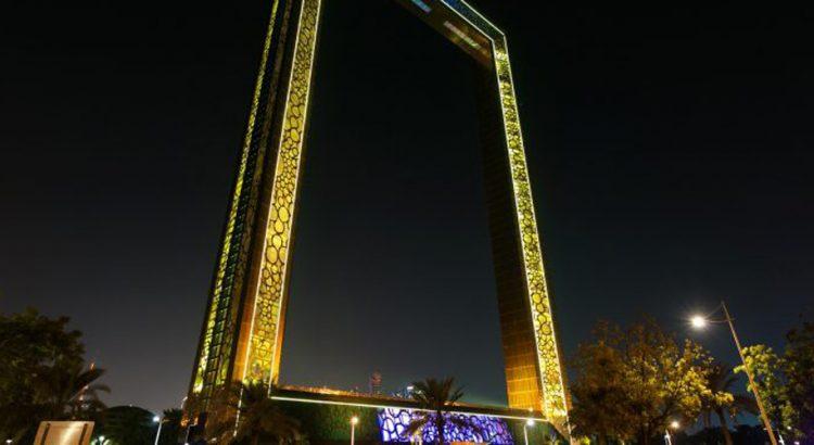 Дубай Фрейм – новата забележителност в Дубай