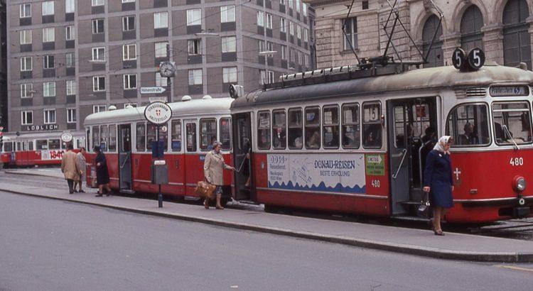 Улица Балгасе – старата Виена