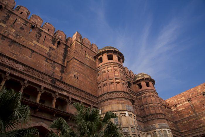Агра - крепостта на великите могали - 4