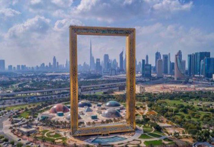 Дубай Фрейм - новата забележителност в Дубай - 1