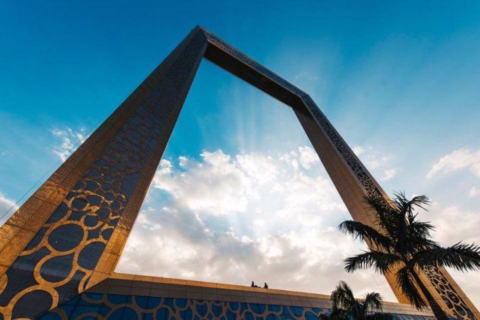 Дубай Фрейм – новата забележителност в Дубай 3