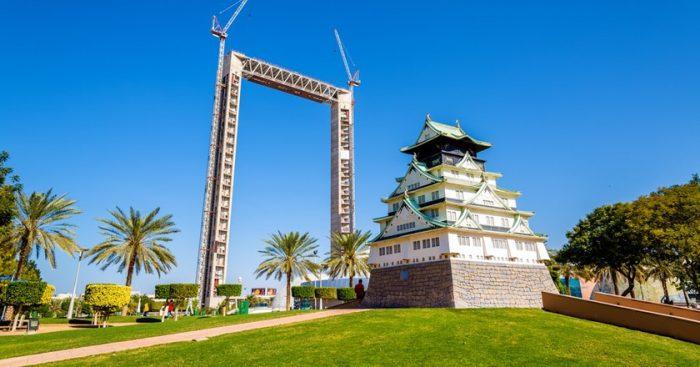 Дубай Фрейм – новата забележителност в Дубай 6