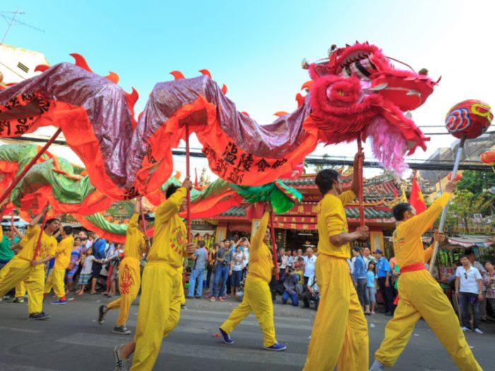 Незабравимата Нова година във Виетнам - 1