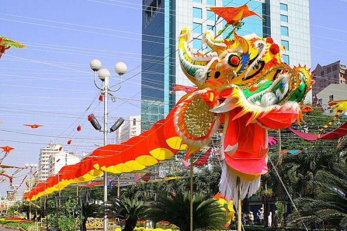 Незабравимата Нова година във Виетнам - 2