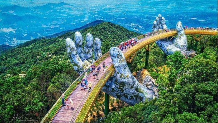 Златният мост във Виетнам - 1