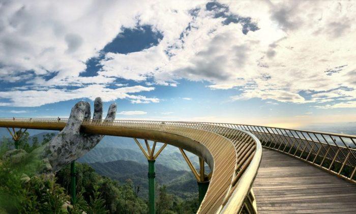 Златният мост във Виетнам 5