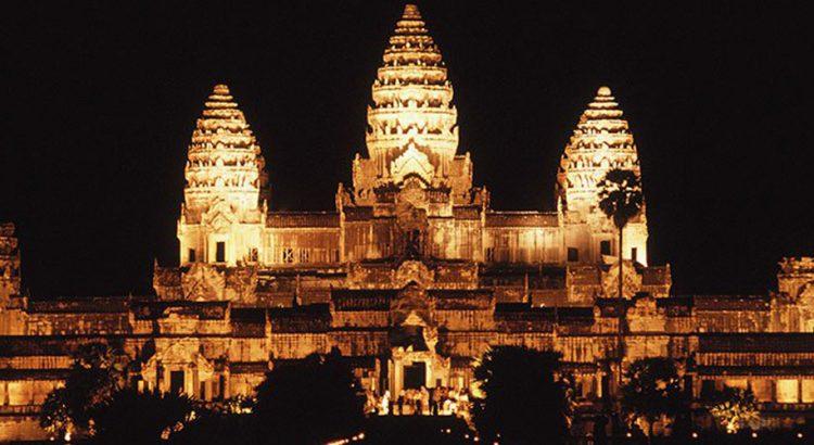 Ангкор Ват – възроденият храмов град в Камбоджа