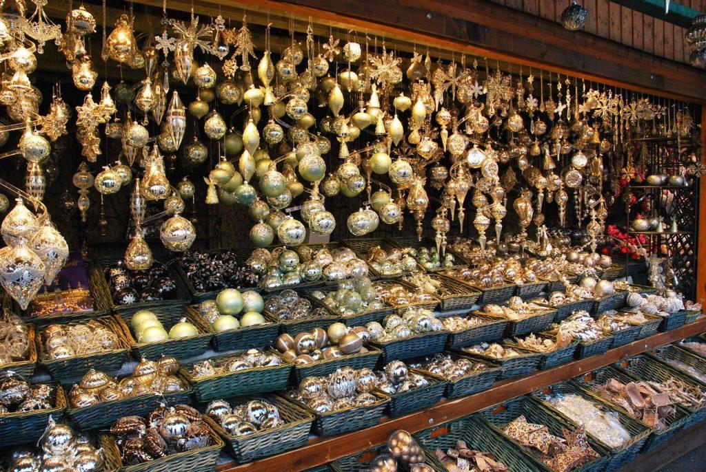 Магията на Виенския коледен базар 1