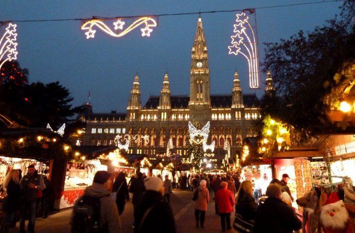 Магията на Виенския коледен базар 5
