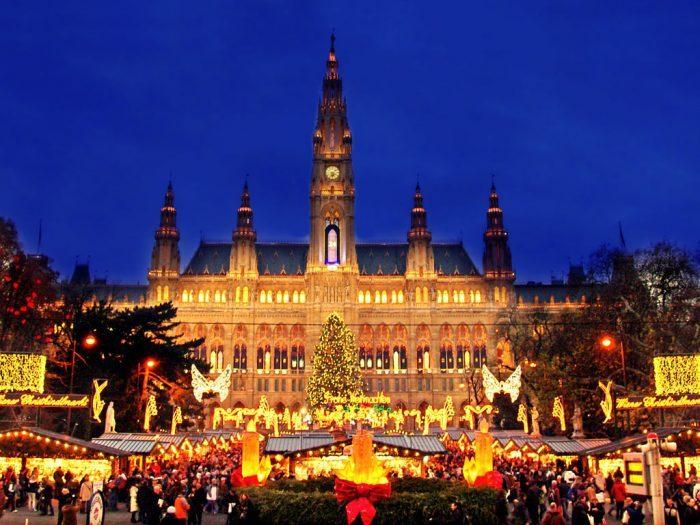 Магията на Виенския коледен базар - 8