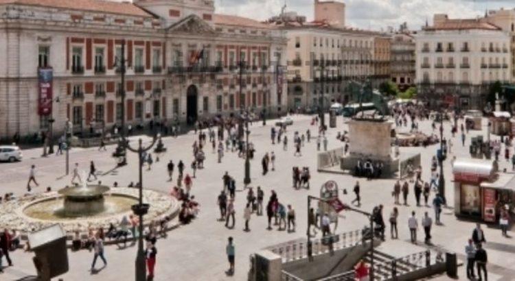 Пуерта дел Сол – нулевият километър на Испания