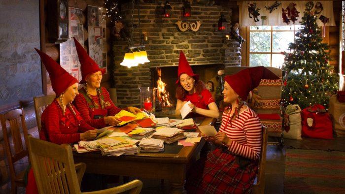 17 милиона писма заливат Дядо Коледа - 4