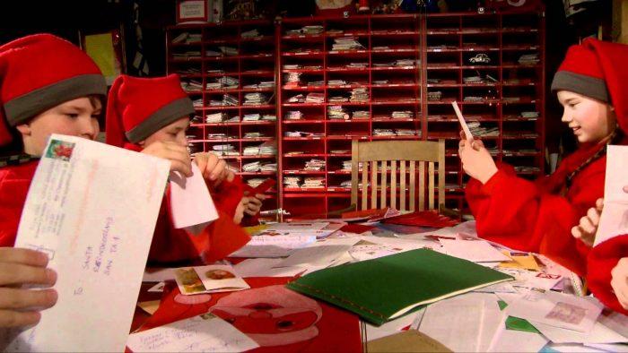 17 милиона писма заливат Дядо Коледа - 5