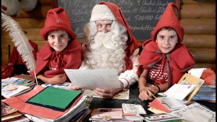17 милиона писма заливат Дядо Коледа 12