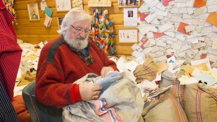 17 милиона писма заливат Дядо Коледа - 8