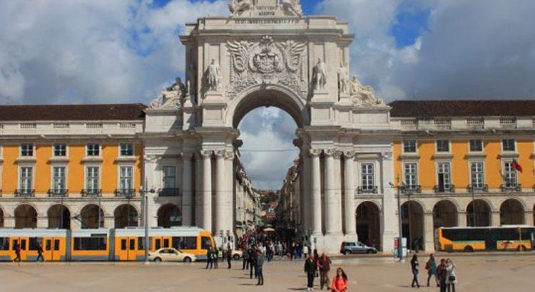Историческият център на Лисабон – Баикса