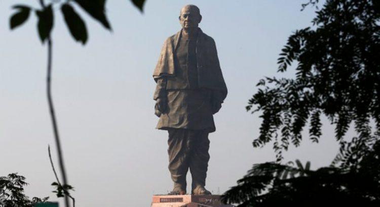 Индия вдигна най-високата статуя в света