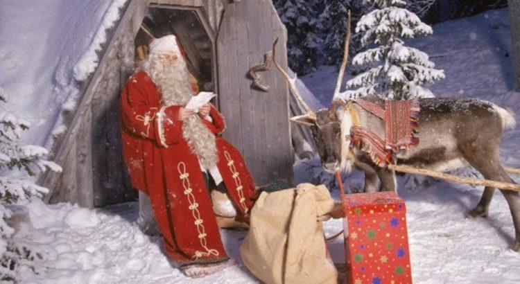 17 милиона писма заливат Дядо Коледа