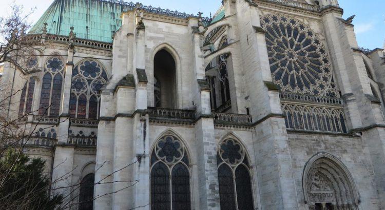Катедралата Сен Дени – шедьовър на готическата архитектура
